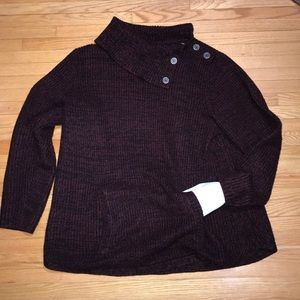 3/$20 Style & Co Turtle Neck Sweater